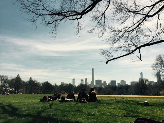 2017.04 NYC - Central Park